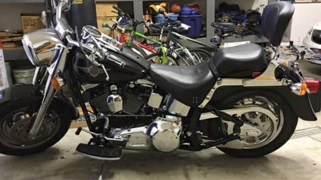 1999 Harley-Davidson Softail for sale 200523386