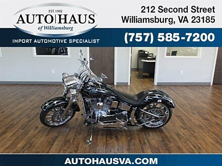 1999 Harley-Davidson Softail for sale 200489294