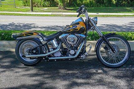 1999 Harley-Davidson Softail for sale 200581335