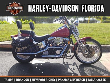 1999 Harley-Davidson Softail for sale 200583372