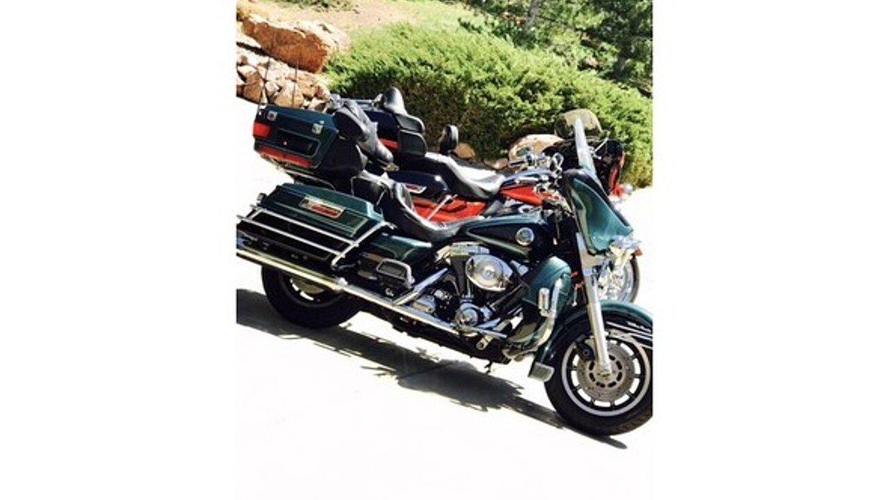 1999 Harley-Davidson Touring for sale 200460106