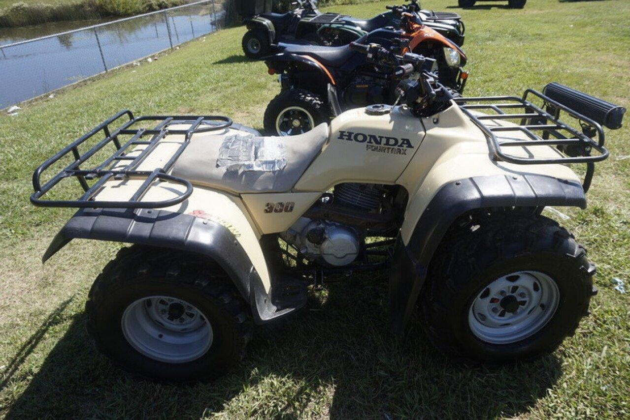 Kbb Value Atv >> 1999 Honda FourTrax 300 for sale near Greensboro, North Carolina 27401 - Motorcycles on Autotrader