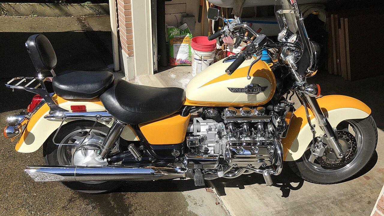 1999 Honda Valkyrie for sale 200594072