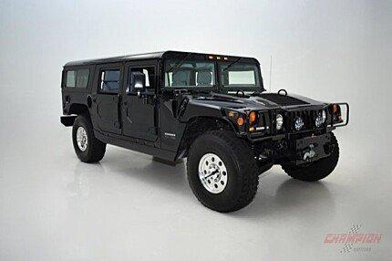 1999 Hummer H1 4-Door Wagon for sale 100911148