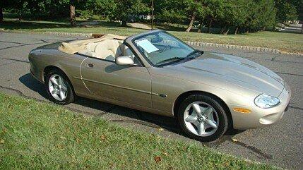 1999 Jaguar XK8 Convertible for sale 100736441
