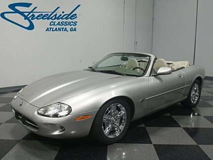 1999 Jaguar XK8 Convertible for sale 100945540