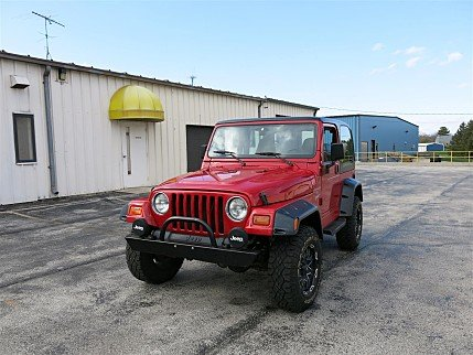 1999 Jeep Wrangler 4WD Sport for sale 100863646