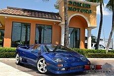 1999 Lamborghini Diablo VT Roadster for sale 100842697