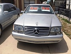 1999 Mercedes-Benz Other Mercedes-Benz Models for sale 100786651