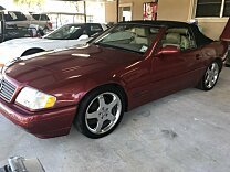 1999 Mercedes-Benz SL500 for sale 100908608