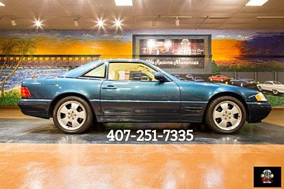 1999 Mercedes-Benz SL500 for sale 100952346