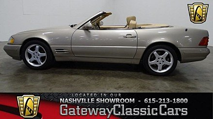 1999 Mercedes-Benz SL500 for sale 100954859