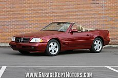 1999 Mercedes-Benz SL500 for sale 100971648