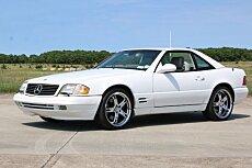 1999 Mercedes-Benz SL500 for sale 100994184