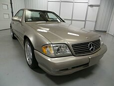 1999 Mercedes-Benz SL500 for sale 101013124