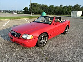 1999 Mercedes-Benz SL500 for sale 101044483