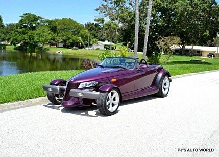 1999 Plymouth Prowler for sale 100784498