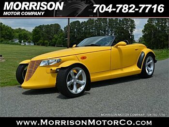 1999 Plymouth Prowler for sale 100020869