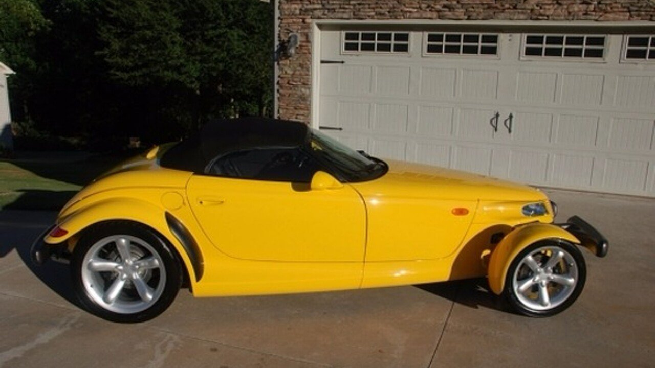 1999 Plymouth Prowler for sale 100754775