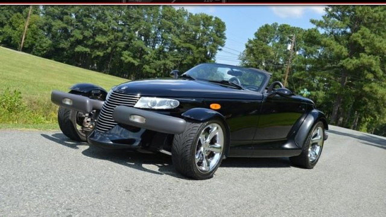 1999 Plymouth Prowler for sale 100788183