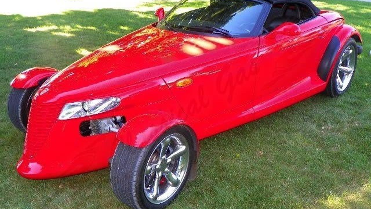 1999 Plymouth Prowler for sale 100831463