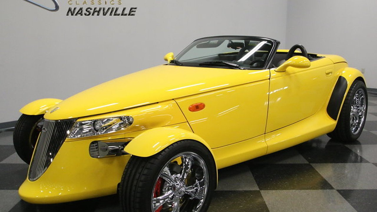 1999 Plymouth Prowler for sale 100905406