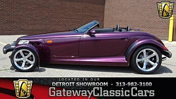 1999 Plymouth Prowler for sale 100921680