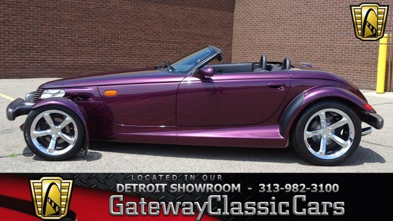 1999 Plymouth Prowler for sale 100949504