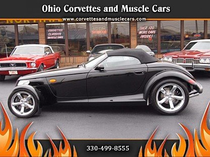 1999 Plymouth Prowler for sale 100020730
