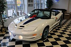 1999 Pontiac Firebird Trans Am Convertible for sale 100834102