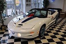 1999 Pontiac Firebird Trans Am Convertible for sale 100834102