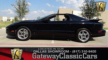 1999 Pontiac Firebird Coupe for sale 100910396