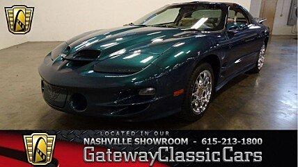 1999 Pontiac Firebird Coupe for sale 101044113
