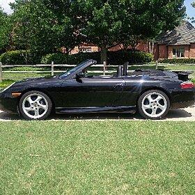 1999 Porsche 911 Cabriolet for sale 100777392