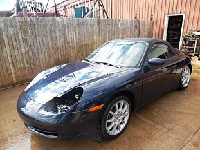 1999 Porsche 911 Cabriolet for sale 100291442
