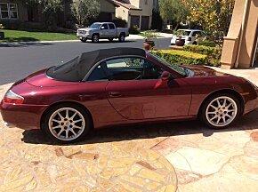 1999 Porsche 911 Cabriolet for sale 100766759