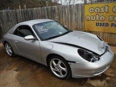 1999 Porsche 911 Cabriolet for sale 100842569