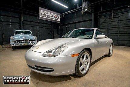 1999 Porsche 911 Cabriolet for sale 100919724