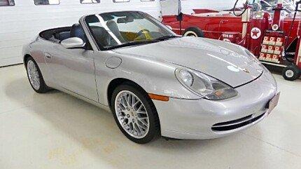 1999 Porsche 911 Cabriolet for sale 100934555