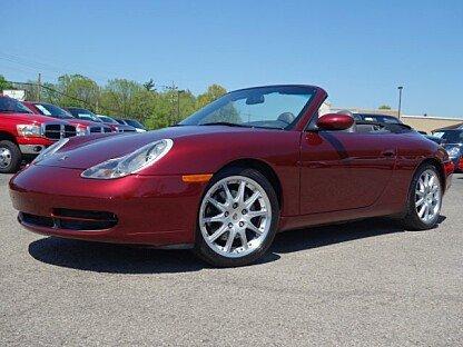 1999 Porsche 911 Cabriolet for sale 100986113