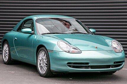 1999 Porsche 911 Cabriolet for sale 100986439