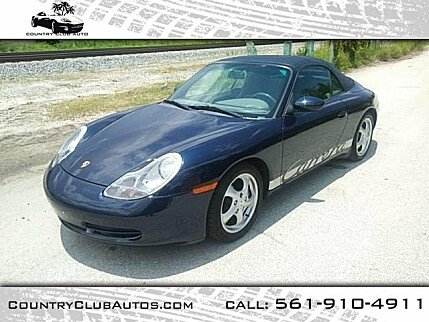1999 Porsche 911 Cabriolet for sale 100997625