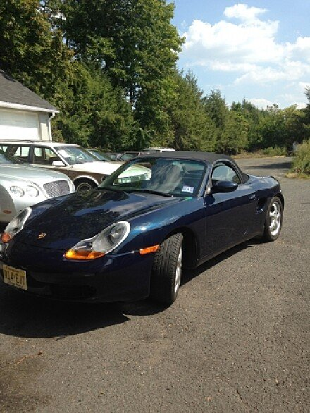 1999 Porsche Boxster for sale 100736443