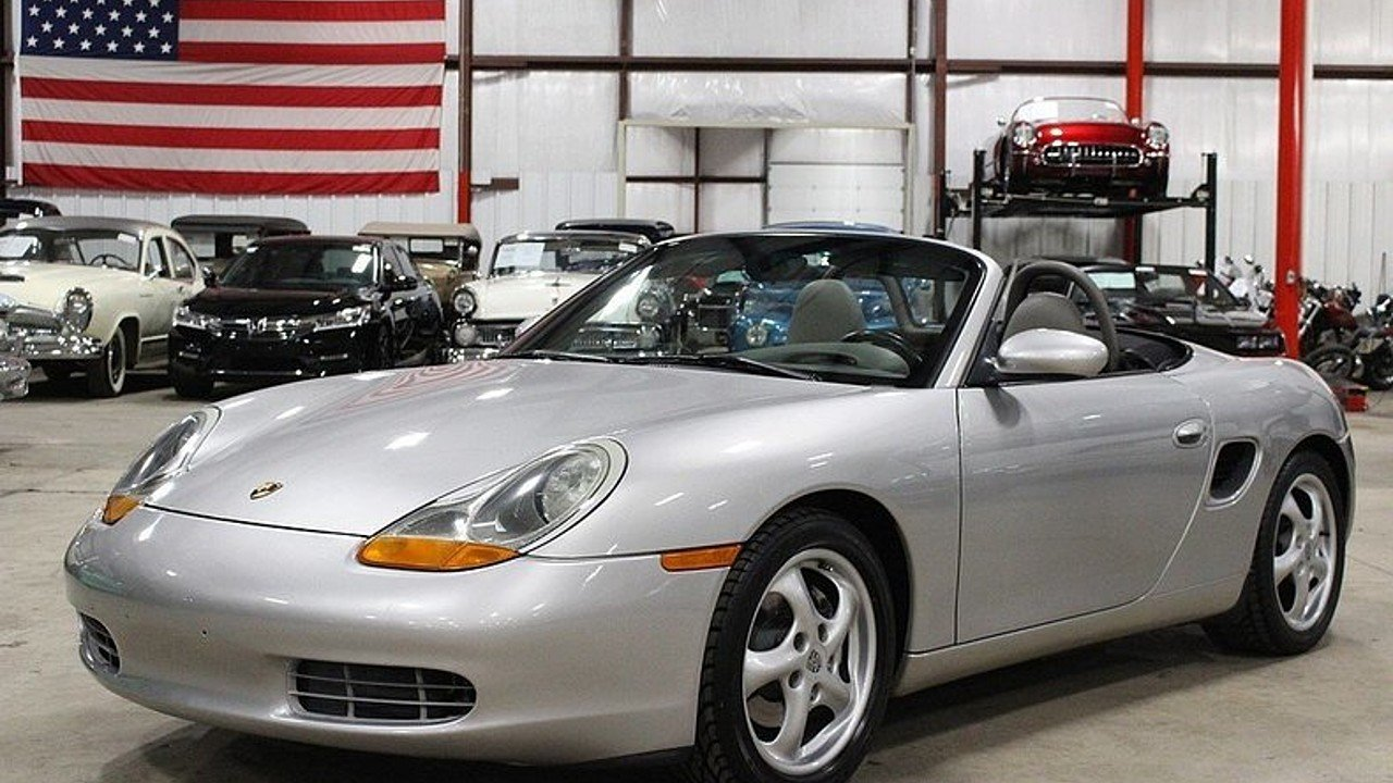 1999 Porsche Boxster for sale 100951800