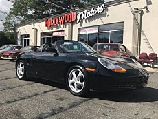 1999 Porsche Boxster for sale 100911166