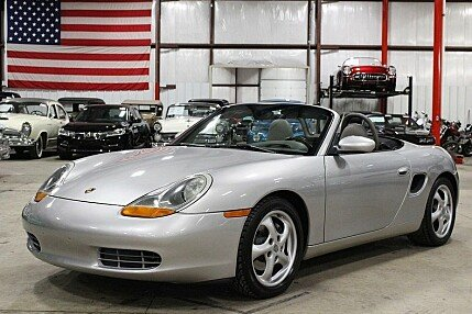 1999 Porsche Boxster for sale 100951800