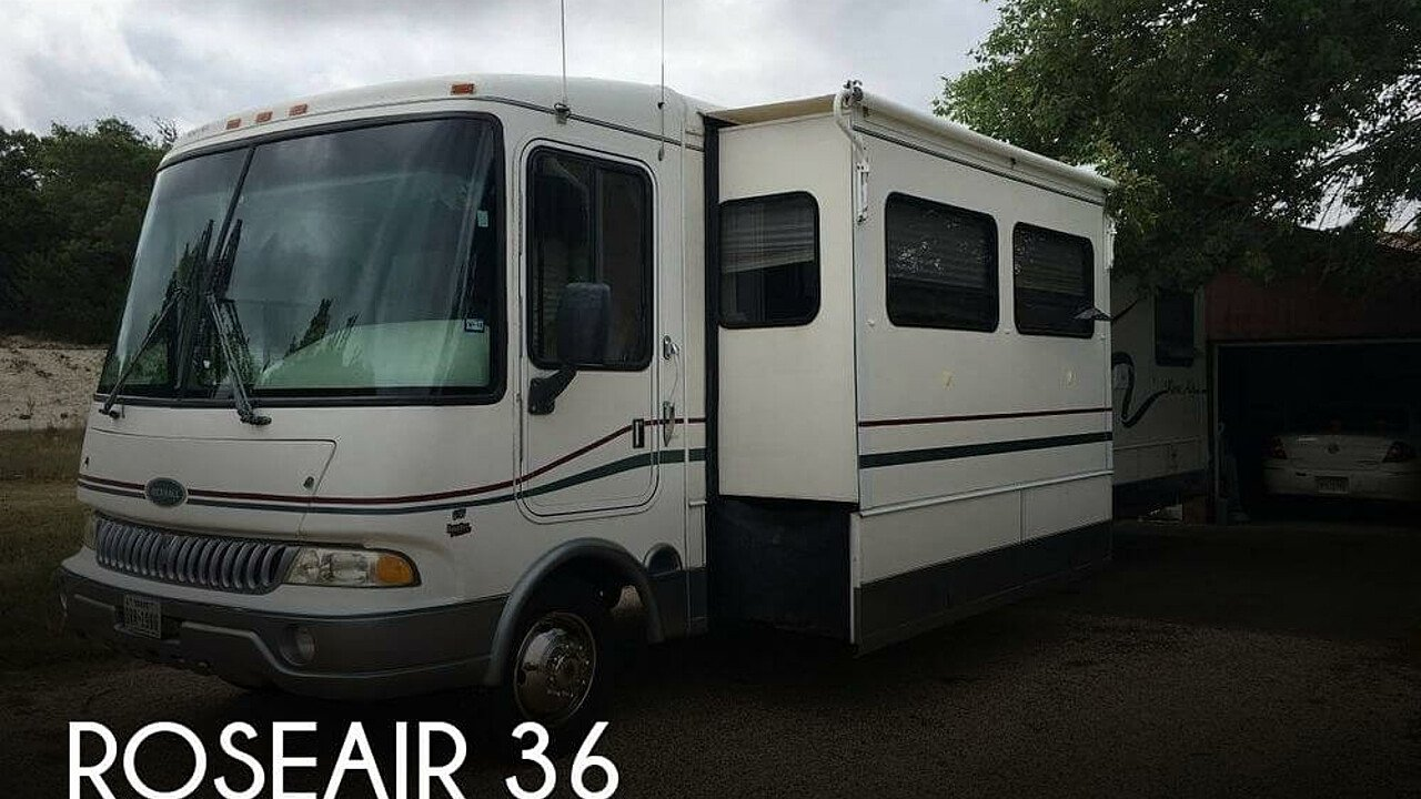 1999 Rexhall RoseAir for sale 300171209