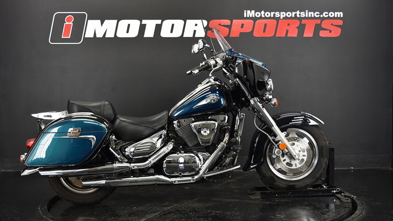 1999 Suzuki Intruder 1500 for sale 200610513