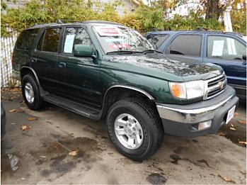 1999 Toyota 4Runner 4WD SR5 for sale 100925961