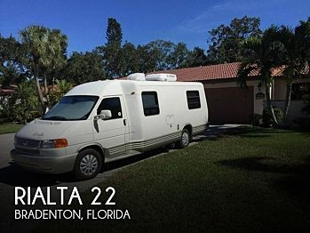 1999 Winnebago Rialta for sale 300171312